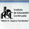Diploma odontóloga María del Pilar Ribero